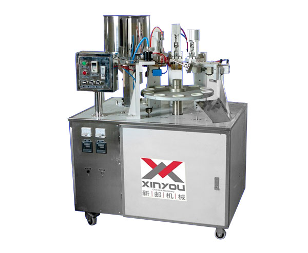 LGJ-50 FILLING &SEALING MACHINE