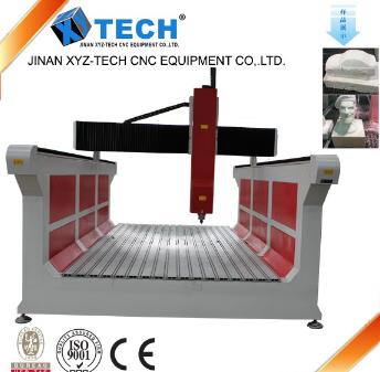 XJ1325 Styrofoam cnc router