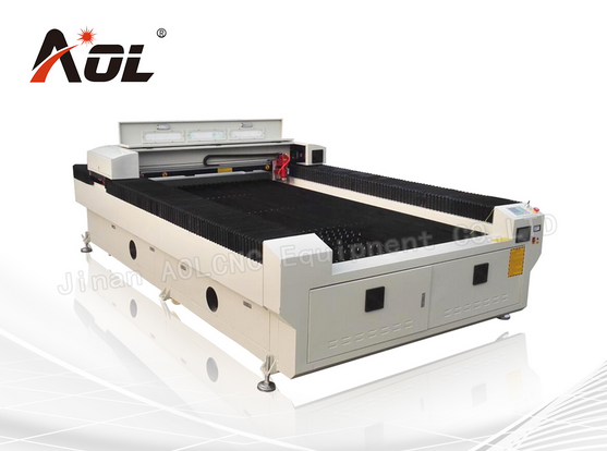 Large Format Metal/Non Metal Mixed Laser Cutting Machine