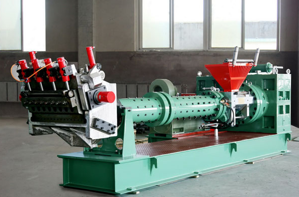 XJ-115 rubber extruder/rubber extrusion machine / rubber extruding machine