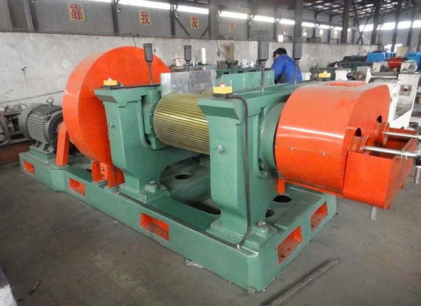 2015 Hot sale Two roll rubber mixing machine with CE certification