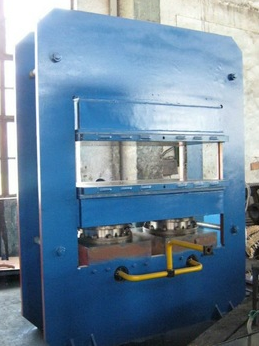 vulcanizer rubber machine
