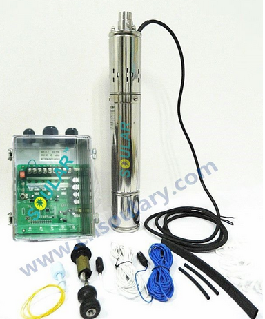 3inches dc Submersible Solar Pump Price