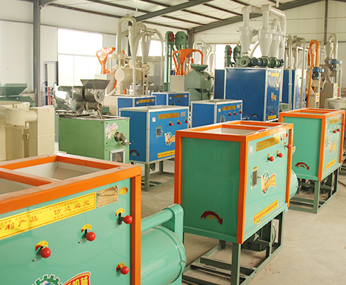 Caoxian Lucao High Tech Machinery Manufacturing Co., Ltd.