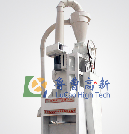 6FW-30 mini flour milling machine
