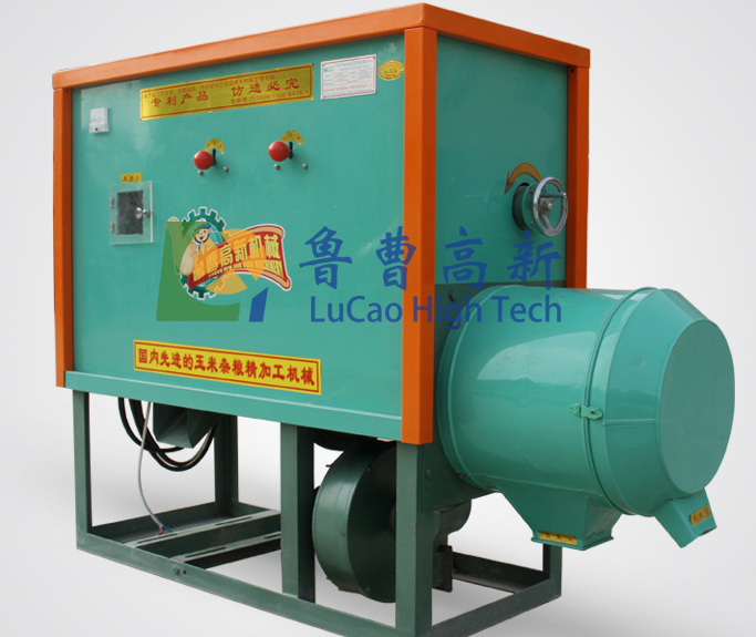 D1B corn meal machine
