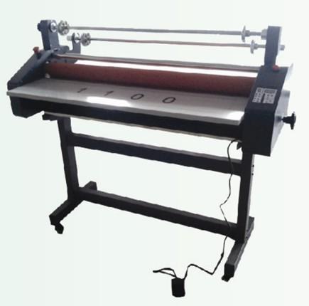 Машина для покрытия пленки хрусталя FM-1100L