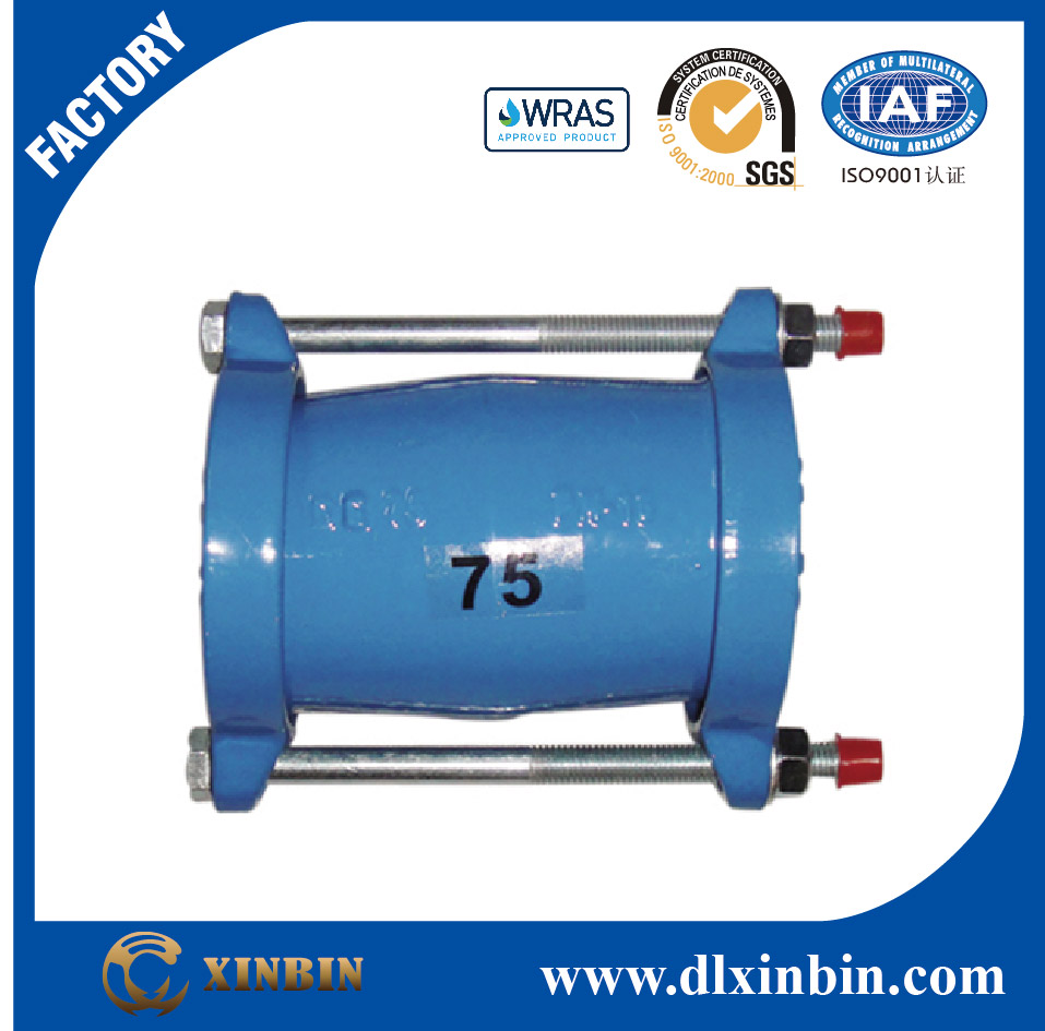 ductile iron flexible joint
