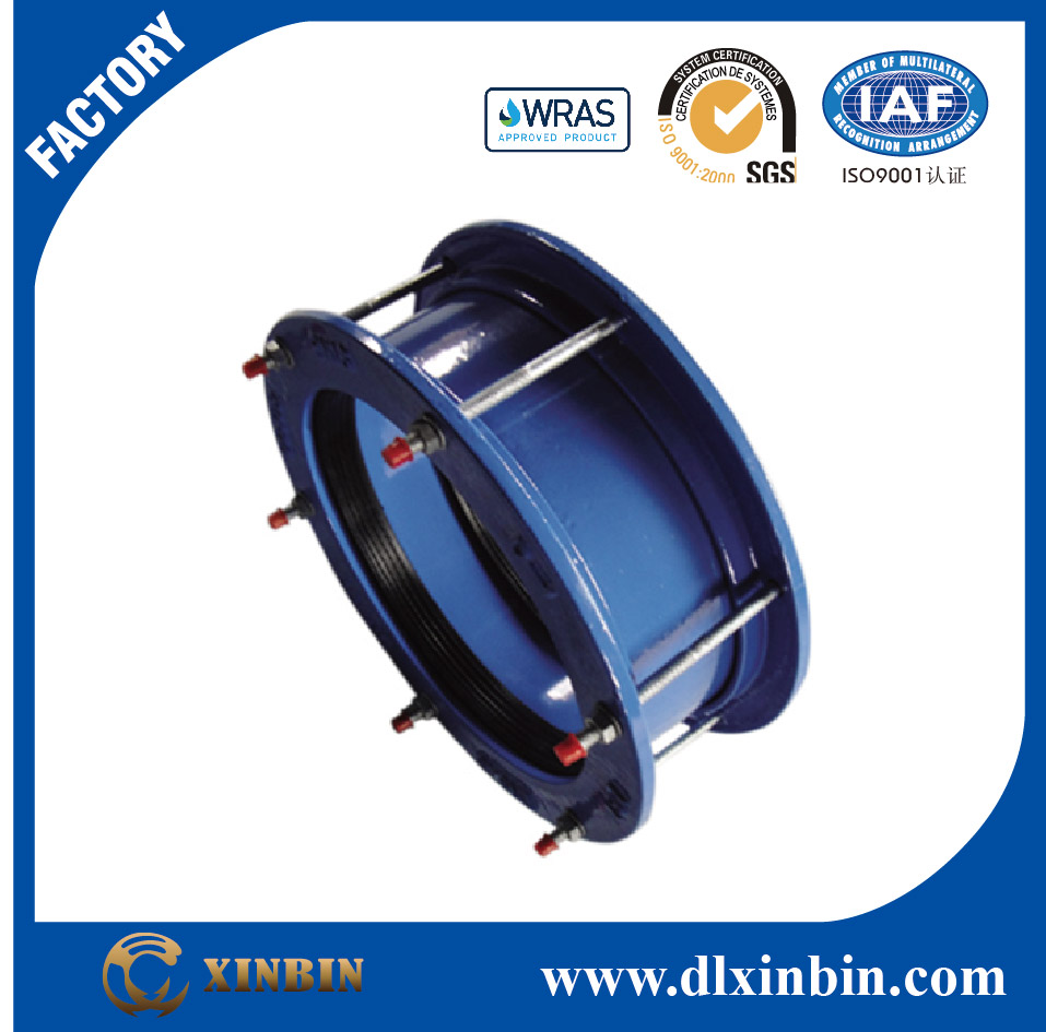 ductile iron flexible joint coupling