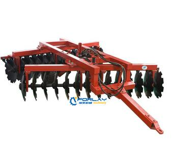 1BZ series hydraulic pressure offset heavydisc harrow