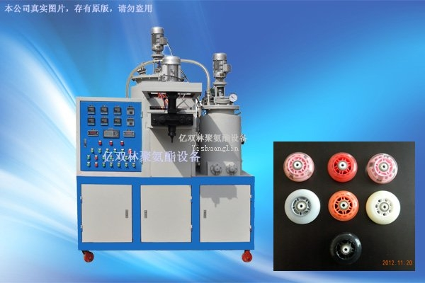 Low Pressure Elatomer Pu Foam machine