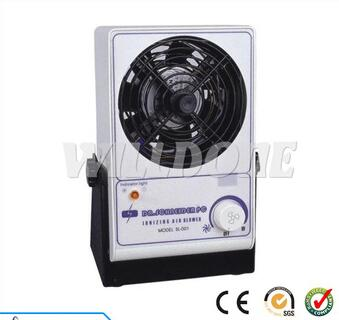 Superior quality bench top mini ionizing air blower SL-001