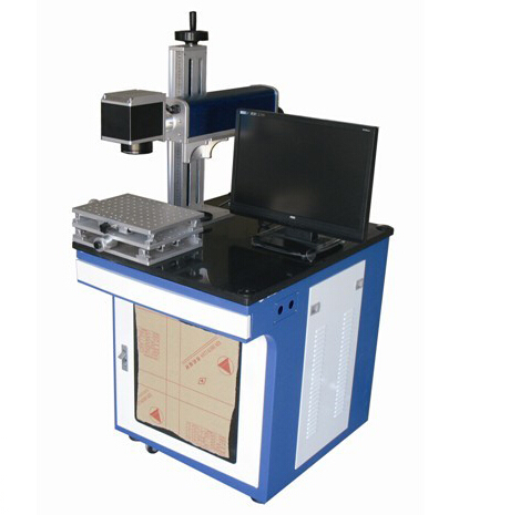 SL-20C Security seals fiber laser marking machine