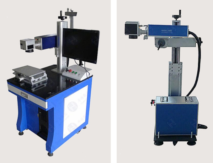 SL-20B metal fiber laser marking machine