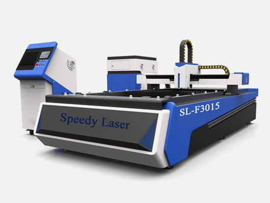 SL-3015-500W fiber laser cutting machine