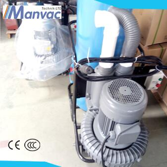 2.2kw three phase alibaba online large central vacuum dust collector
