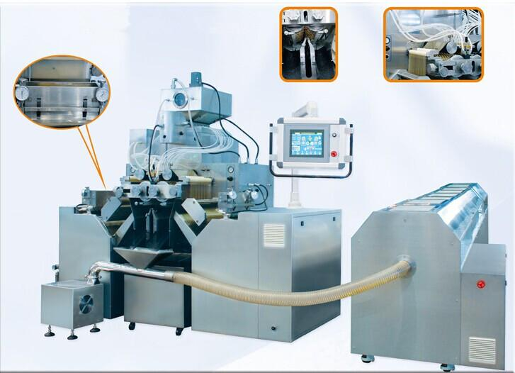 YWJ250-II Soft gel Encapsulation Machine