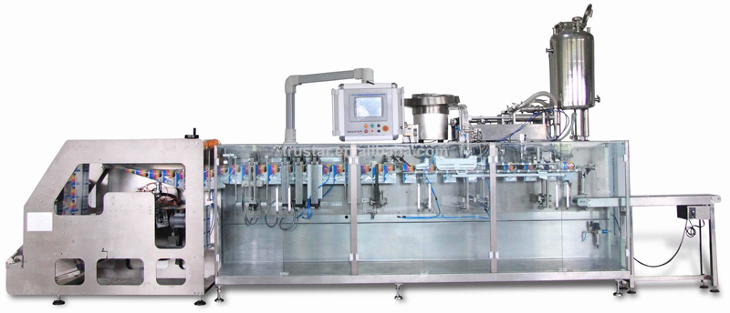HMK2600 horizontal packing machine