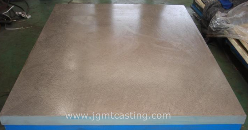 Cast Iron Grinding Surface Plates