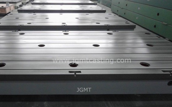 Cast Iron T-slot Clamping Plates
