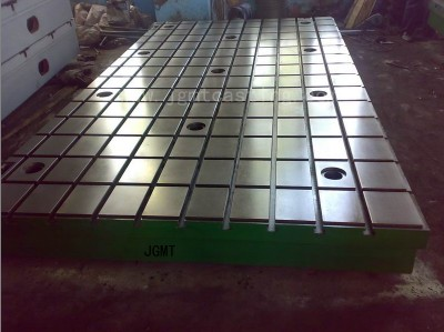 Cast Iron T Slot Plate Suppliers