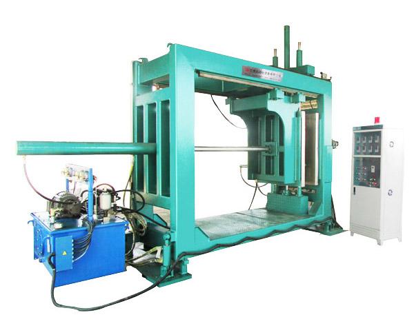 APG-1210环氧树脂自动压力凝胶液压成型机