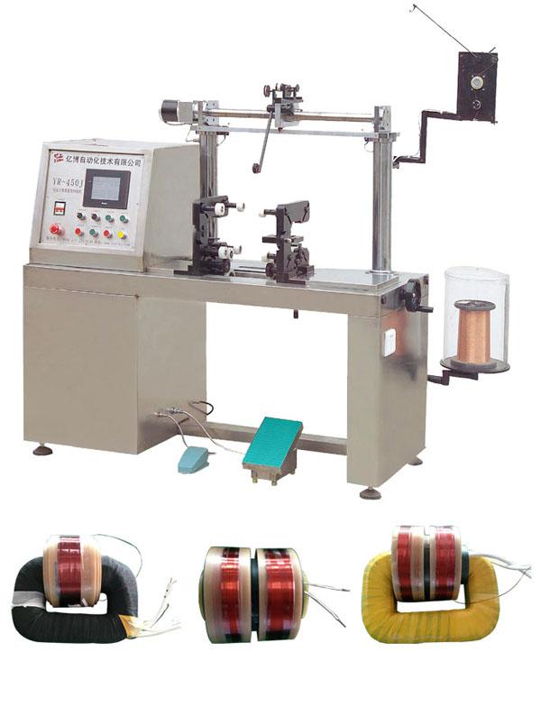 YR-450j电压互感器数控绕线机