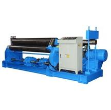 W11 20 x 2500 mechanical 3 roller Symmetrical Rolling Machine
