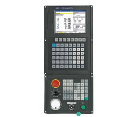 SZGH-CNC1500TDc vertical CNC lathe controller with USB and 2-6 axis