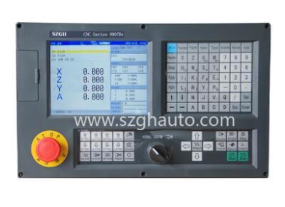 SZGH-CNC990TDc-4 4 Axis CNC Lathe & Turnning Controller