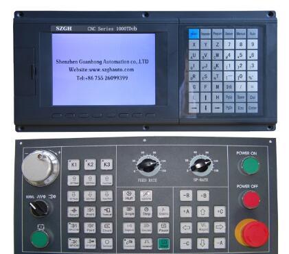 SZGH-CNC1000TDcb-2 车床控制器
