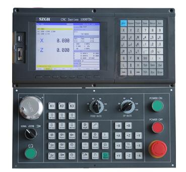 SZGH-CNC1000TDc-2 车床控制器