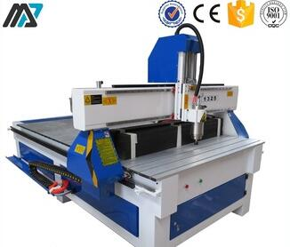 DSP control system 3d woodworking cnc router machine