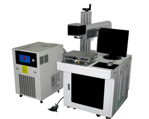 Optical Fiber Marking Machine