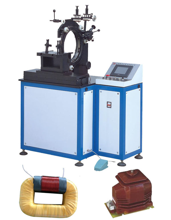 YE-480D-480DM Secondary CNC Winding Machine for Voltage Transformer
