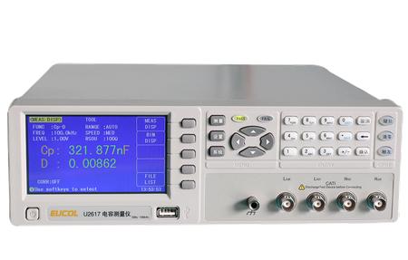 U2617 Capacitance Meter