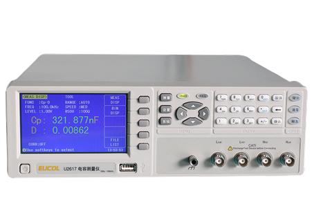 U2617 电容测量仪