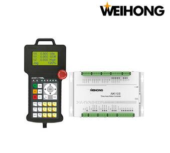 DSP CNC Control System for CNC Woodworking Router