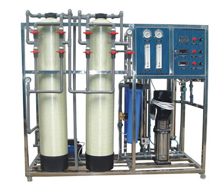FRO водоподготовительная установка контрфильтрации
