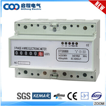 Professional Produce Smt Technology ac 100a power meter