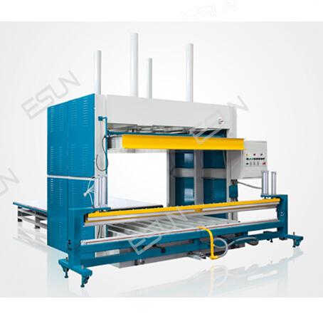 ENG-31M Foam Compression Machine