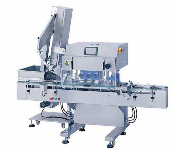 New product factory direct sale machine capping pilfer
