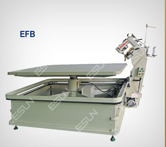 EFB Fixed Table Tape Edge Machine