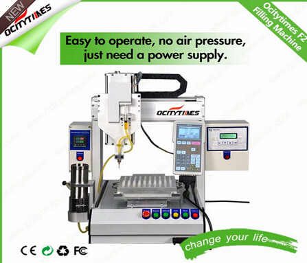 F2 cbd oil filling machine