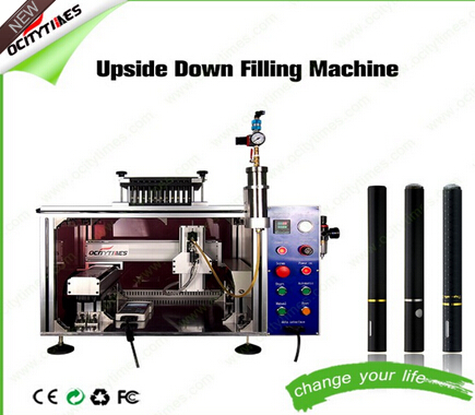 upside down filling machine