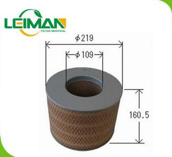 Air filter 17801-78040 for vehicle