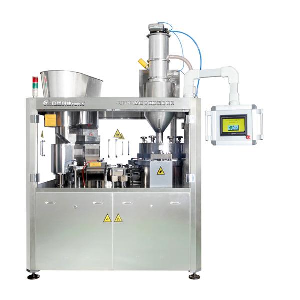 Полноавтоматическая наполнительная машина для твердых капсул NJP7200