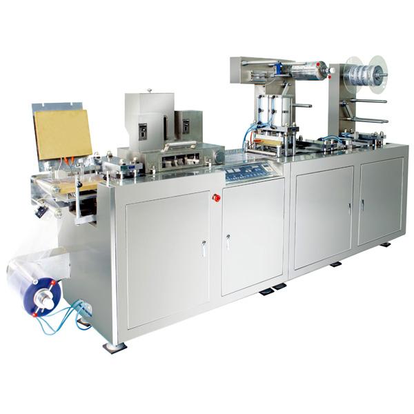 Пластинчатая и упаковочная машина колпака DPP-250LS