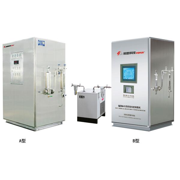Медицинская высокоочищенная машина для изготовления азота QCN