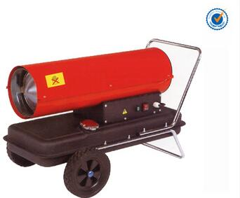 Hot sale 20KW Industrial Diesel Fan Heater